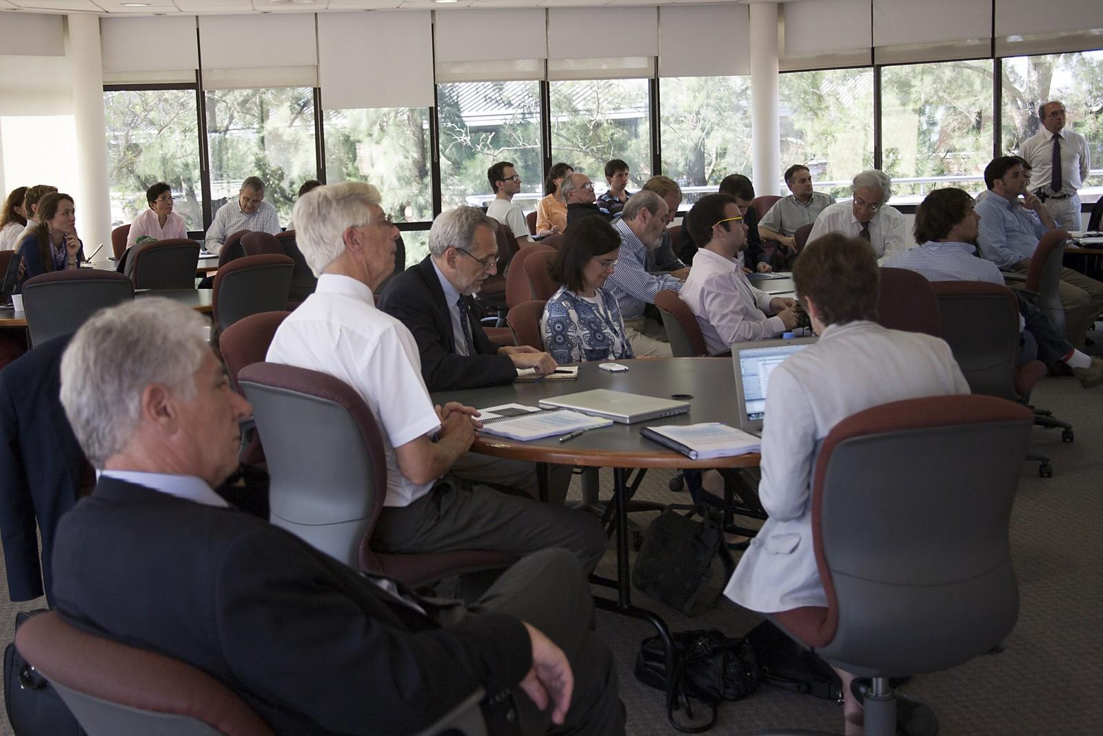 Seminario en la Univ Austral_2015